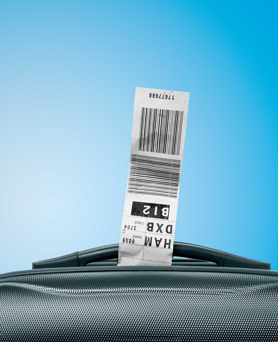 Airline Label and Sticker Printing | Label Printing | Mega Label