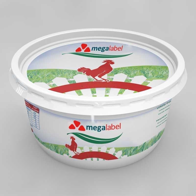 Food Label and Sticker Printing   Label Printing   Mega Label