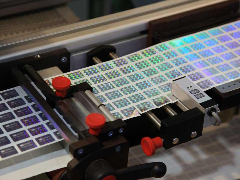 Hologram Sticker | Label Printing | Mega Label