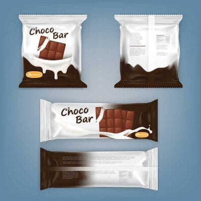 Chocolate Bar Label