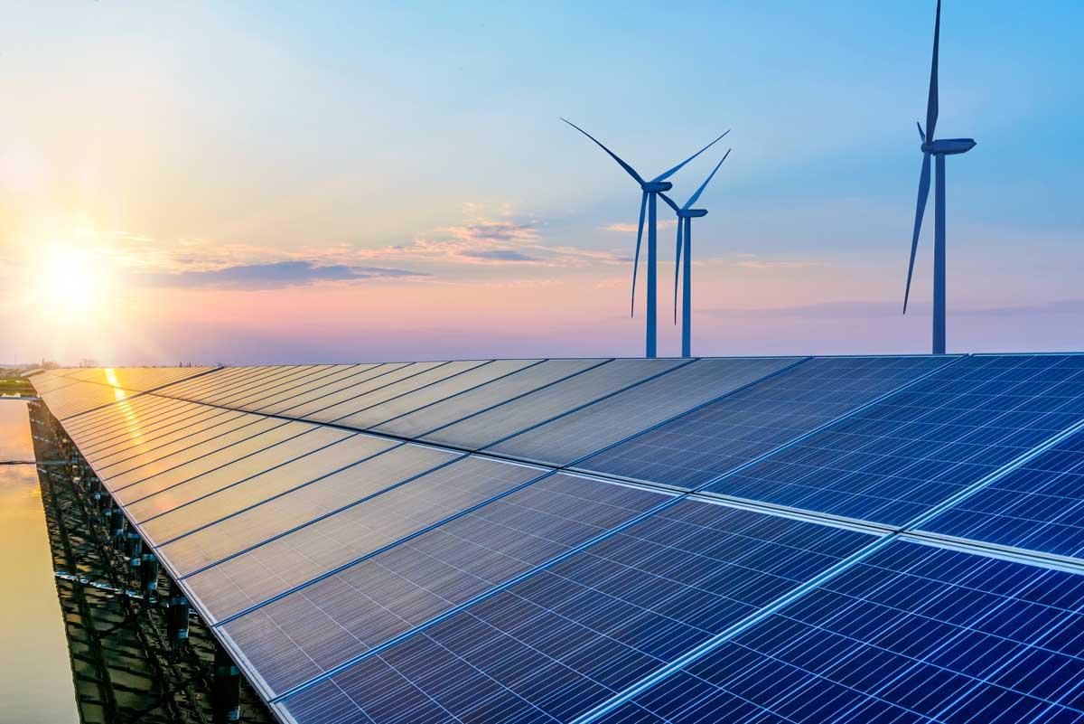 Renewable Energy | Sustainability | Mega Label